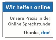 thanksdoc - wir helfen online - Zahnärztin Dr. Silja Lindstaedt-Gebele